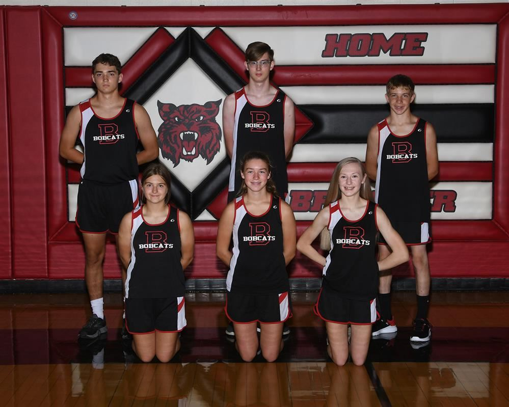 2020 Cross Country Team