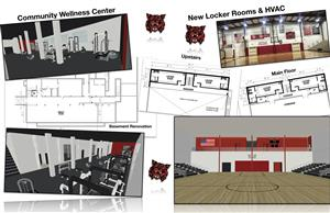 Wellness Center/Locker Rooms