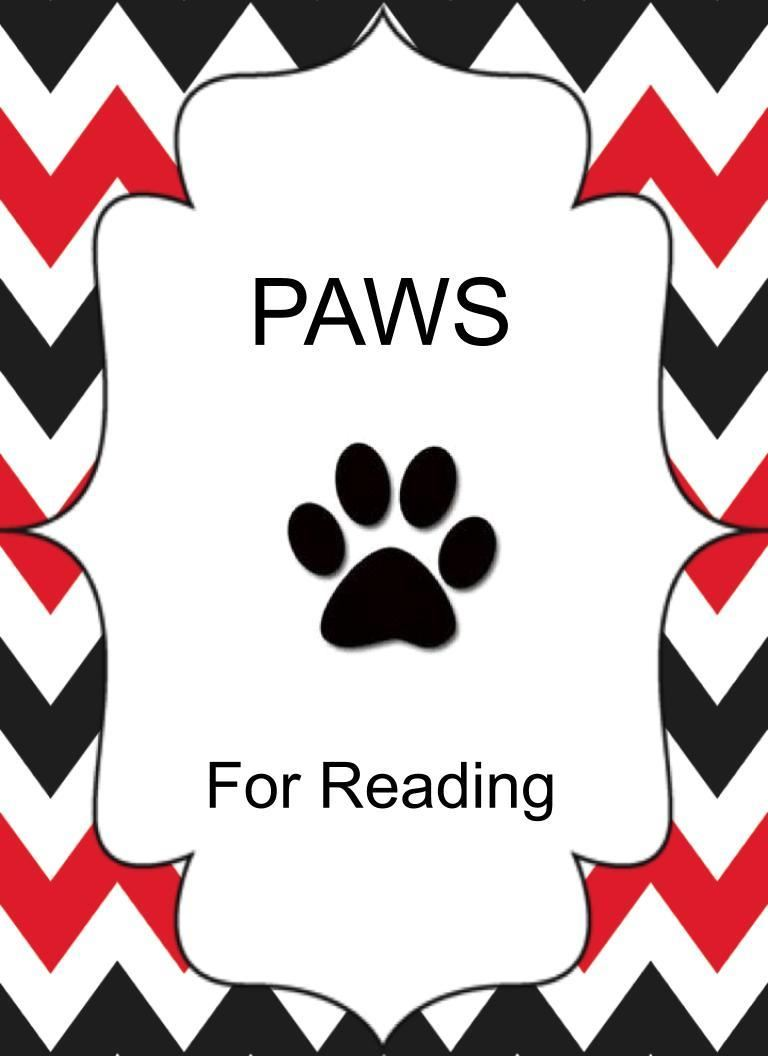 Bobcats P.A.W.S. for Reading